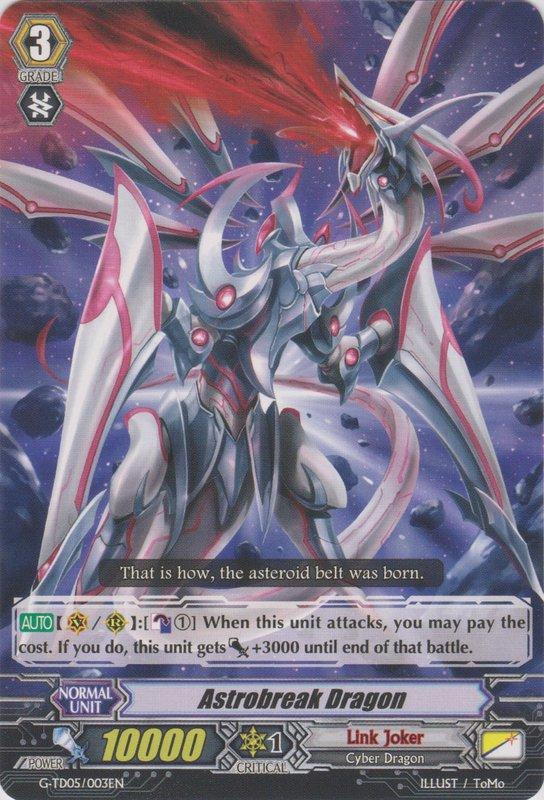 Astrobreak Dragon