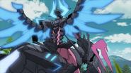 Sovereign Black Dragon, Aurakaiser Dragon (Anime-G-NC-2)