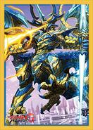 Golden Dragon-Sleeve