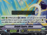 Knight Squire, Allen (V Series)