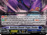 Avaricious Demonic Dragon, Greedon
