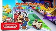 Paper Mario The Origami King - Announcement Trailer - Nintendo Switch