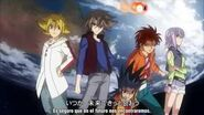 Cardfight!! Vanguard Opening 8 (Legion Mate OP 2) Knock on your Gate! - Masatoshi Ono-1
