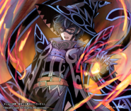 Kazuma as Dragwizard, Morfessa (Extra)