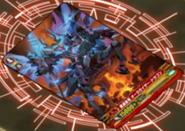 Sovereign Black Dragon, Aurakaiser Dragon (Anime-G)