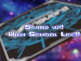 V Episode 27: Stand Up! High School Life!!