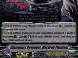 Illusionary Revenger, Mordred Phantom (V Series)
