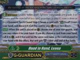Hand in Hand, Leona