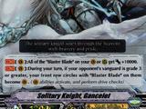Solitary Knight, Gancelot (V Series)