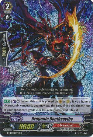 Dragonic Deathscythe