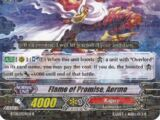 Flame of Promise, Aermo