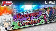 Vanguard Zero LIVE! REVENGE OF CRUSHER!