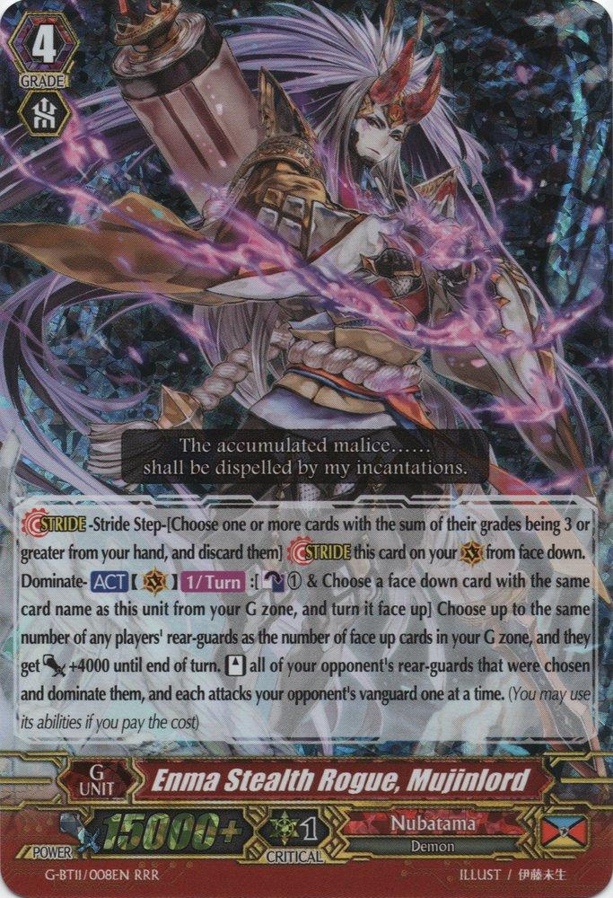 Enma Stealth Rogue, Mujinlord
