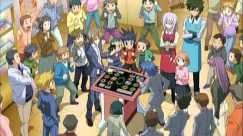 TVアニメ「カードファイト!! ヴァンガード」OP