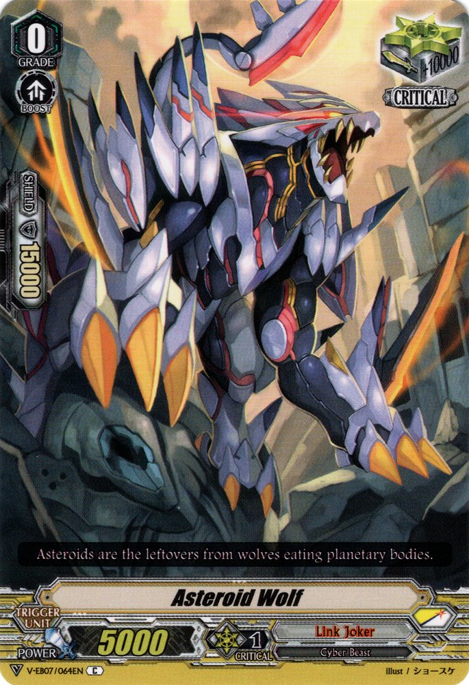 Asteroid Wolf (V Series)