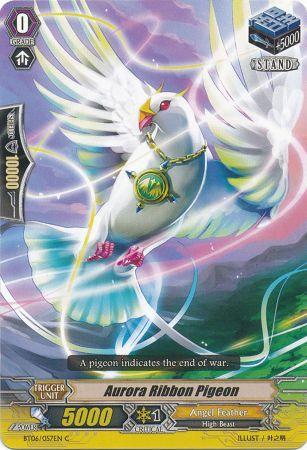 Aurora Ribbon Pigeon