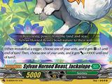 Sylvan Horned Beast, Jackalope