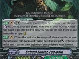 School Hunter, Leo-pald
