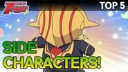 Our Top 5 Side Characters! - Cardfight!! Vanguard