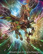 Interdimensional Beast, Upheaval Pegasus (Full Art)