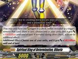 Spiritual King of Determination, Olbaria
