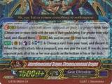 Interdimensional Dragon, Chronoscommand Dragon