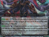 Wings of Recurrence, Blade Wing Reijy