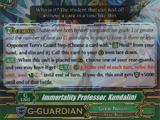 Immortality Professor, Kundalini