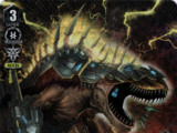 Thundering Sword Dragon, Angerblader