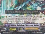 White Rainbow Liberator, Balan