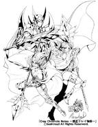 Blaster Dark Diablo, Dorint & Claudas (Extra)
