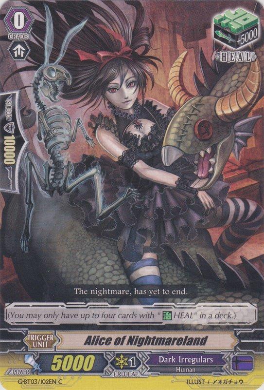 Alice of Nightmareland