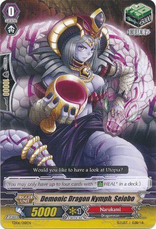 Demonic Dragon Nymph, Seiobo
