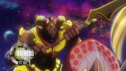 Beast Deity, Max Beat (Anime-GC-NC-2)
