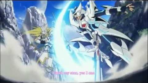 Cardfight!!_Vanguard_-_Season_1_Ending_3_-_Dream_Shooter_(English_Version_-_Lyrics_On_Screen)