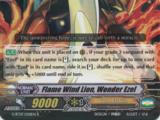 Flame Wind Lion, Wonder Ezel