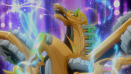 Interdimensional Beast, Upheaval Pegasus (Anime-G-NC-2)