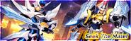 Blaster Blade Seeker & Alfred Exiv Banner