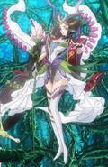Cosmic Regalia, CEO Yggdrasill (Anime-LM-NC-2)
