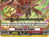 Burning Flail Dragon
