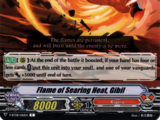 Flame of Scorching Heat, Gibil