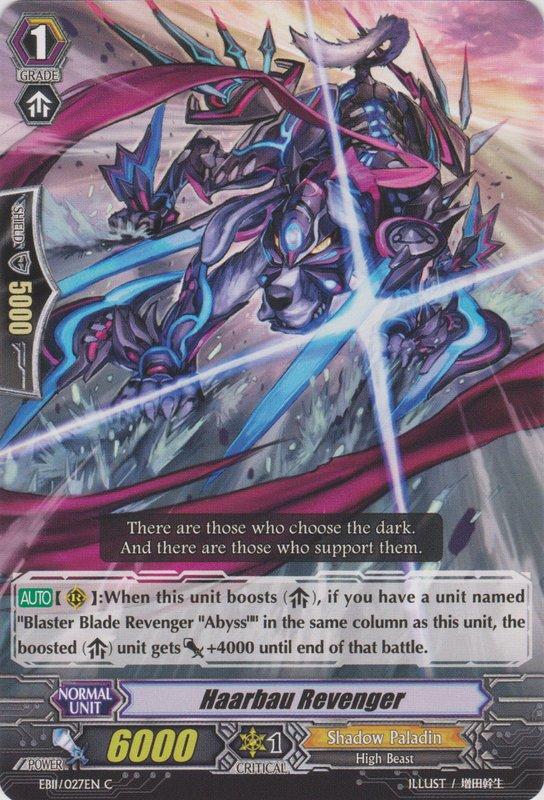 Card Errata:Haarbau Revenger