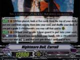 Nightmare Doll, Carroll (V Series)
