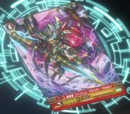 Dark Dragon, Phantom Blaster Diablo (Anime-GC)