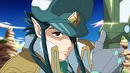 Marine General of Heavenly Silk, Lambros (Anime-G-NC-2)