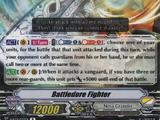 Battledore Fighter