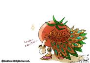 Exploding Tomato (Extra2)