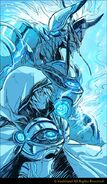 Oath Liberator, Aglovale and Bluish Flame Liberator, Prominence Core (Extra)