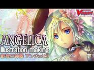 Regalia of Wisdom, Angelica (Illustration Making)