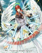 Holy Seraph, Raziel (Full Art)